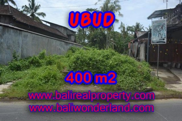 Tanah dijual di Ubud 4 Are View Alami di Ubud Tegalalang Bali
