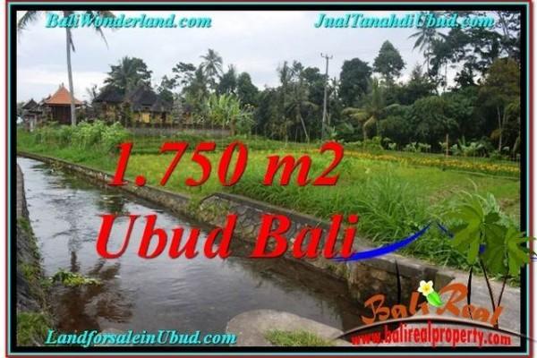 TANAH DIJUAL MURAH di UBUD Untuk INVESTASI TJUB557