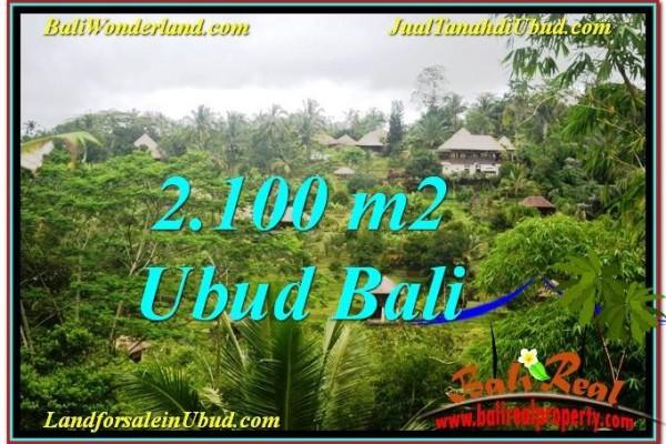 DIJUAL TANAH di UBUD BALI 21 Are di Ubud Payangan