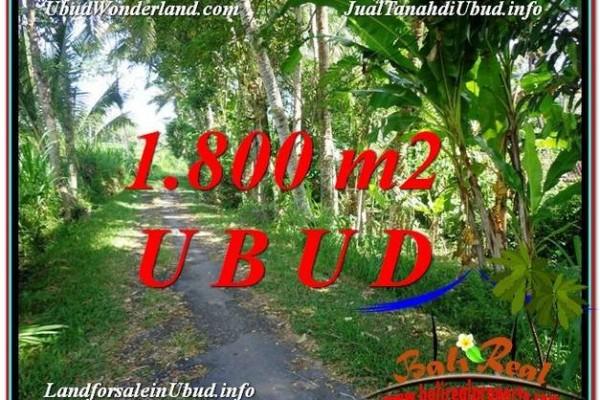 DIJUAL TANAH di UBUD TJUB597