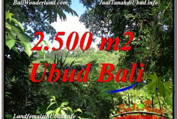 JUAL TANAH MURAH di UBUD BALI TJUB605