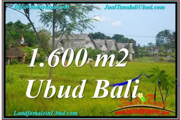 TANAH MURAH DIJUAL di UBUD BALI TJUB633