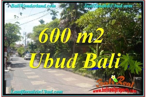 JUAL TANAH MURAH di UBUD BALI 6 Are Kawasan Hotel, Villa dan Restaurant