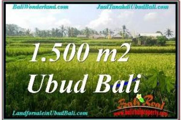 TANAH di UBUD BALI DIJUAL MURAH TJUB667