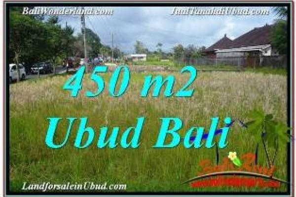 JUAL TANAH di UBUD BALI TJUB671