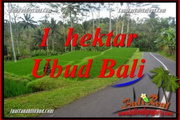 JUAL Tanah di Ubud Bali TJUB683