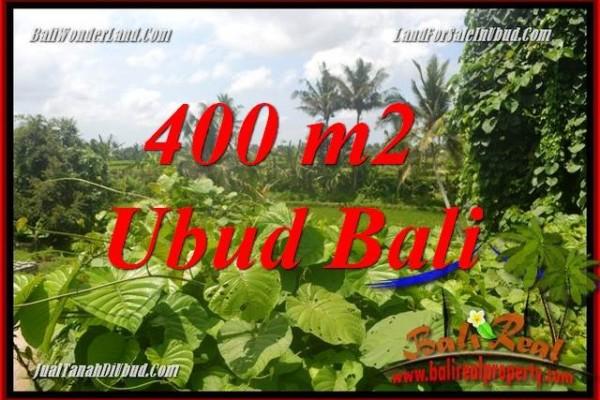 Tanah Murah Dijual di Ubud 4 Are di Sentral Ubud