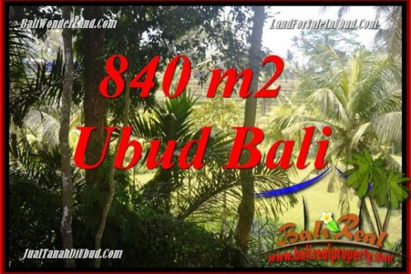 Tanah di Ubud Dijual Murah TJUB685