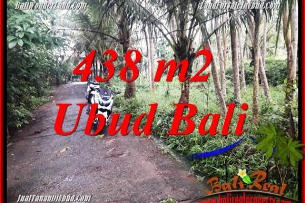 Tanah Murah di Ubud Dijual TJUB689