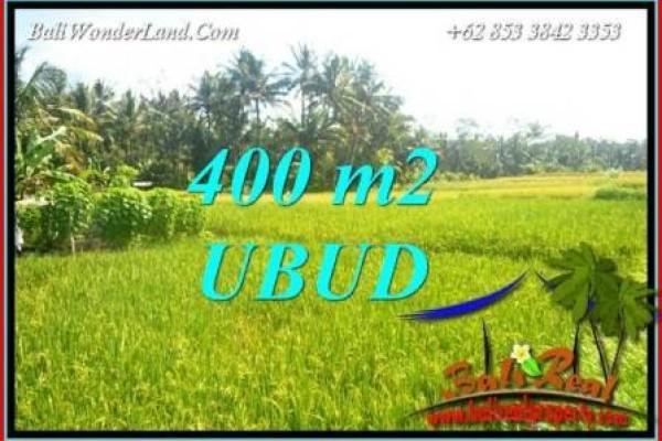 JUAL Tanah di Ubud Bali Untuk Investasi TJUB711