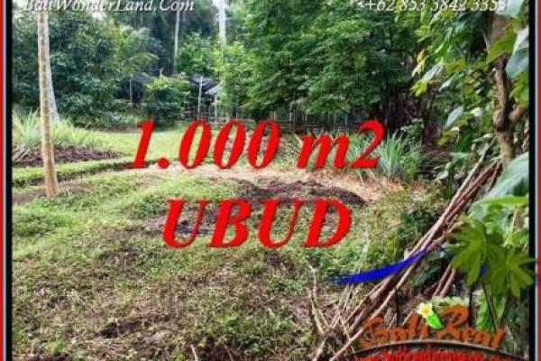 JUAL Tanah di Ubud Bali TJUB712