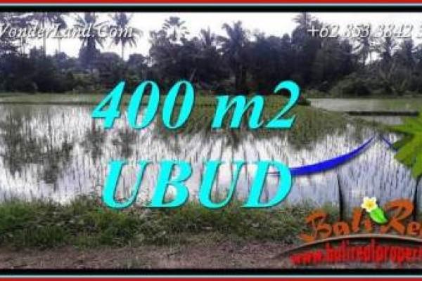 Investasi Properti, Dijual Murah Tanah di Ubud TJUB721