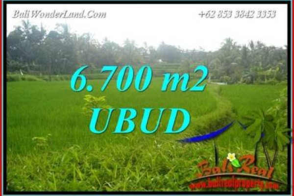 Dijual Tanah Murah di Ubud Bali TJUB731