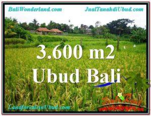 JUAL TANAH MURAH di UBUD BALI TJUB566