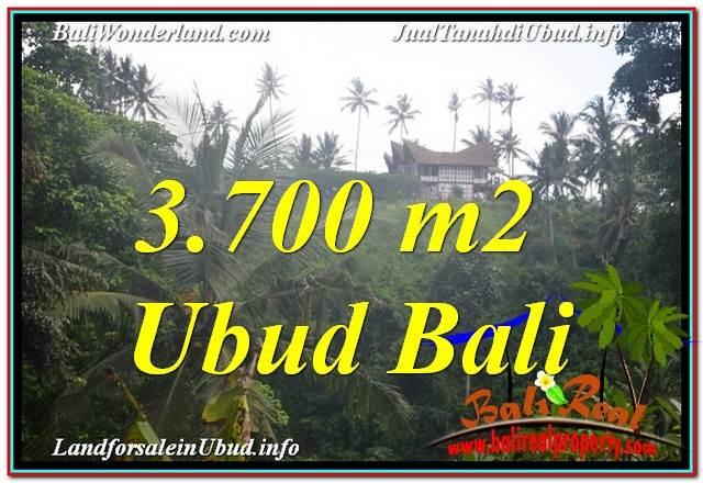 TANAH DIJUAL MURAH di UBUD BALI Untuk INVESTASI TJUB640