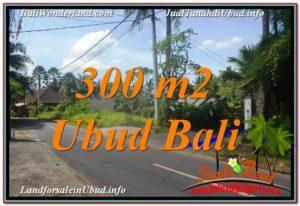 INVESTASI PROPERTY, TANAH MURAH di UBUD BALI TJUB646