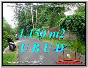 TANAH MURAH di UBUD BALI TJUB576