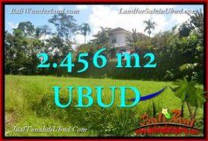 TANAH MURAH di UBUD Untuk INVESTASI TJUB654