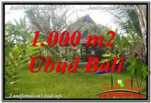 JUAL MURAH TANAH di UBUD TJUB680