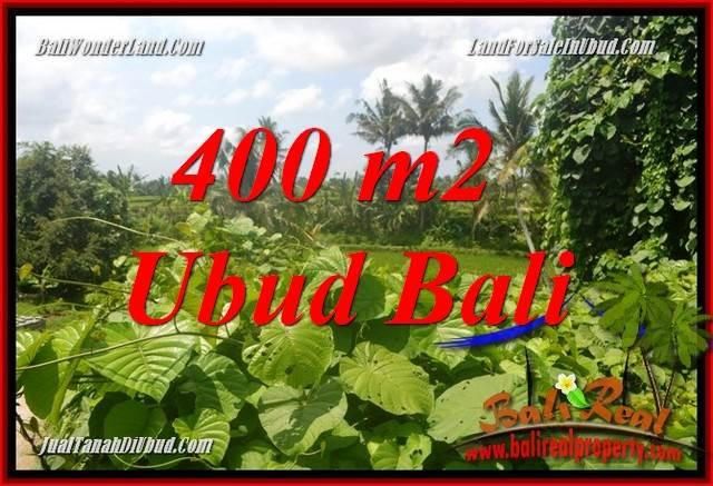 Tanah Murah Dijual di Ubud TJUB684