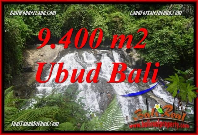 Tanah di Ubud Dijual Murah 9,400 m2 di Ubud Gianyar