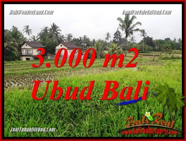 Investasi Properti, Dijual Tanah Murah di Ubud Bali TJUB698