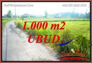 Investasi Property, jual Tanah Murah di Ubud TJUB739