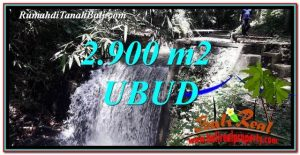 JUAL MURAH TANAH di UBUD BALI 29 Are View Hutan dan Sungai